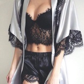 underwear,black,sexy,robe,lingerie,lingerie set,lace lingerie,white lingerie,shorts,pajamas,lace bralette,lace shorts,top,sexy lingerie,black lingerie,tank top,lace top,lace,crop tops,clothes,black and white,sexy lace,two-piece,beautiful,white,cute,hot,bra,sleepwear,silver,blouse,facbook,bralette,silk,black lace,pretty,pretty lace lingerie,black lace bra,panties,knickers,sexy black lingerie,satin,twitter,sleeping set,bralet top,metallic,shirt,lace crop top,lacy,black white lace,girly,victoria's secret,lace bra,sleep,pink,coat,kimono,tumblr,grunge,grunge bra,black underwear,short,body,white lace,pantys