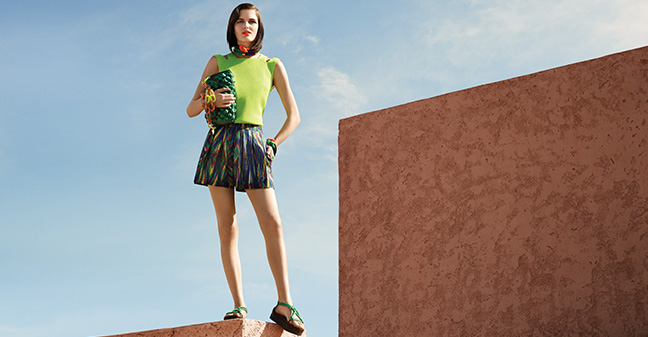 M Missoni Online - Italian Fashion Wear, Colorful Clothes