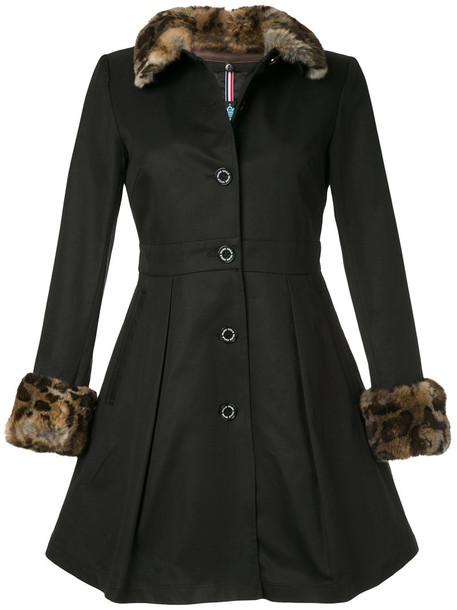 Guild Prime coat women cotton black