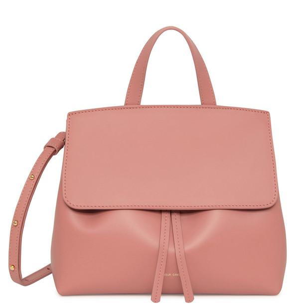 Mansur Gavriel Calf Mini Mini Lady Bag - Flamma