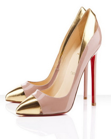 Special price red bottoms duvette 120mm nude pumps