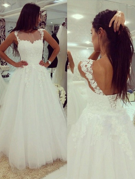 dress wedding dress wedding clothes wedding bride bra white dress lace lace dress tulle dress tulle wedding dress long dressofgirl white long dress long dress fashion trendy girl girly pretty cute cute dress love lovely style stylish fashion vibe special occasion dress chic vogue fashionista fabulous flashes of style event gorgeous wow cool amazing beautiful princess wedding dresses maxi maxi dress