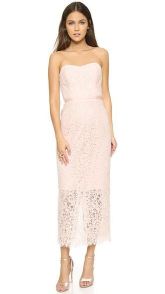 dress lace dress lace pink blush blush pink