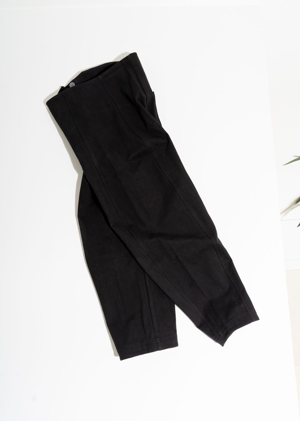 Creatures of Comfort Crescent Pant- Black