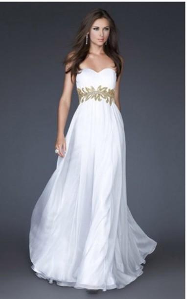 Beach Dress for Prom