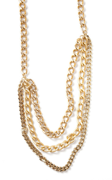 Georgina chain necklace