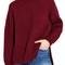 Ayr the spark mock neck sweater | nordstrom