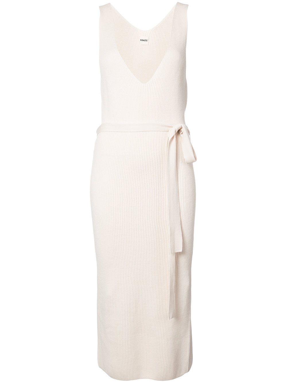 37798c3a81 Khaite Ribbed Dress - Farfetch