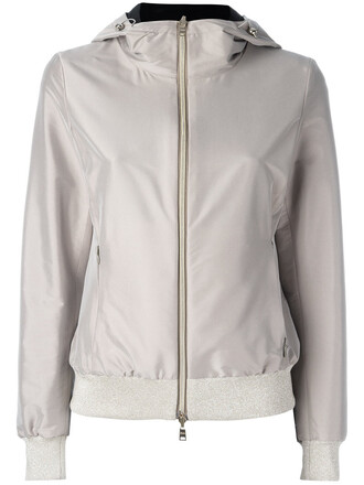 jacket hooded jacket women spandex nude