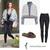 Selena Gomez Leaves Hot Pilates in a Ditsy Denim Jacket