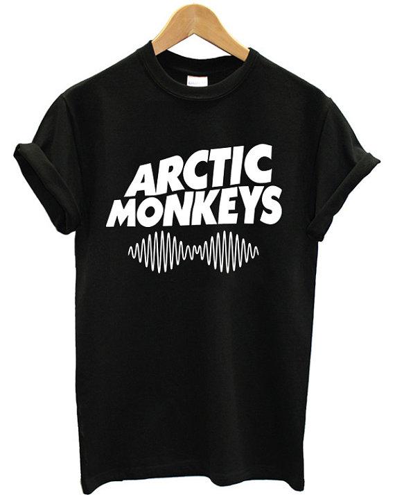 Hot arctic monkeys premium tour logo printed от antonishop99