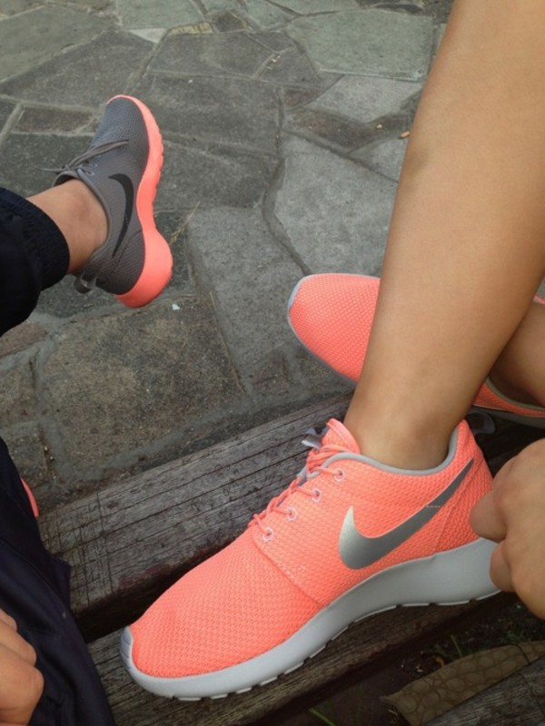 shoes nike coral