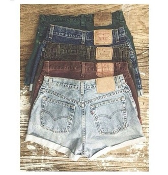 shorts jeans jean short shorts high waisted shorts casual summer shorts perfecto fashion style