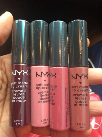 make-up soft matte lip cream nyx ulta