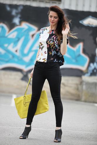 estelle blog mode blouse shoes coat