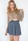 Bridget high waist skirt