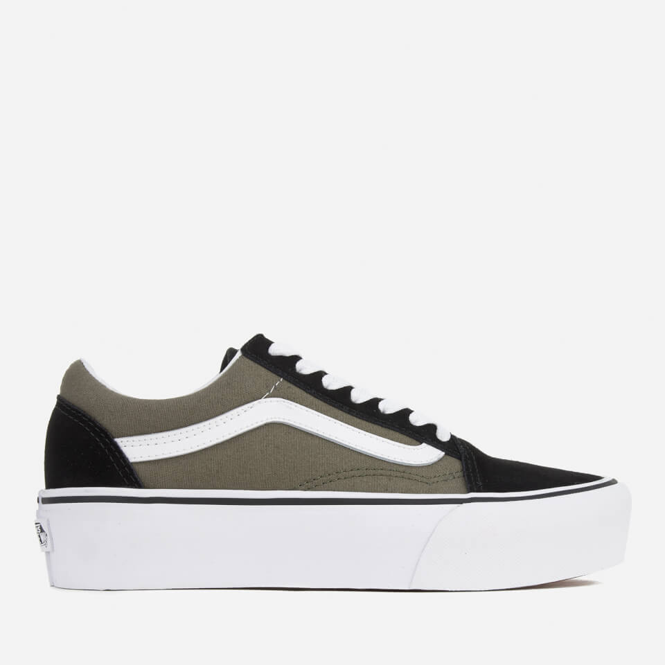 vans old skool platform 35.5