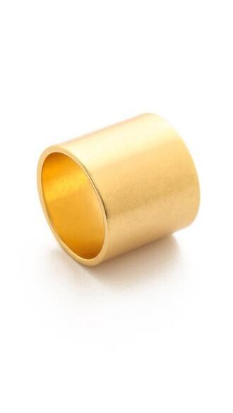shiny ring gold jewels