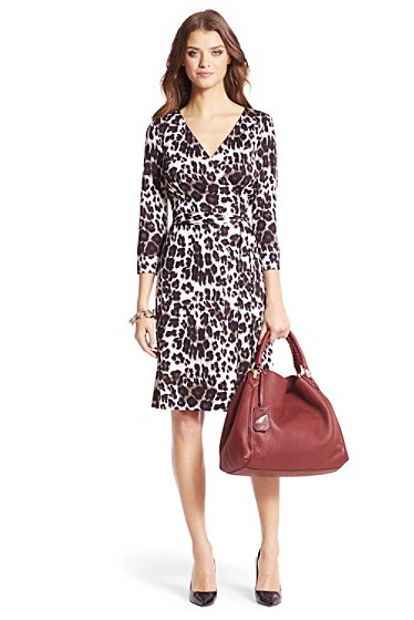 New Julian Two Jersey Wrap Dress