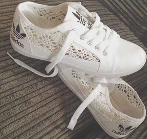 chaussure adidas toile femme