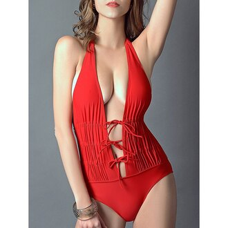 swimwear rose wholesale sunglasses summer red sexy retro vintage style trendy