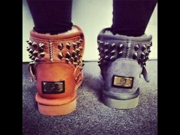 b47a11bee0c7 Jimmy Choo Studded Ugg Boots