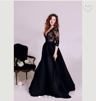 dress black prom dress prom black prom dresses long prom dress long prom dress evening dress formal dress red carpet dress black dress
