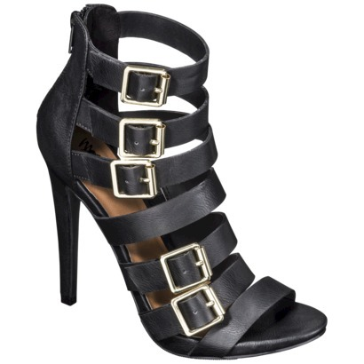Women's Mossimo® Sapphire Strappy Heels - As... : Target