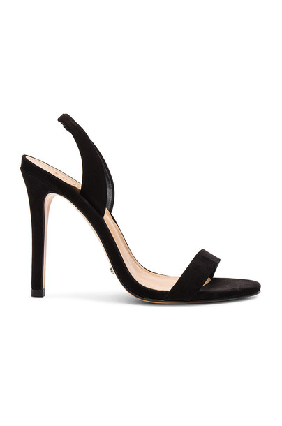 Schutz heel black shoes