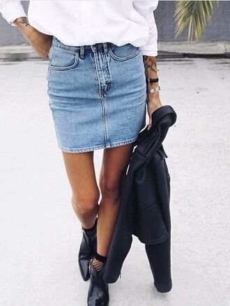 skirt denim denim skirt a line skirt boho chic boho chic clothes streetstyle