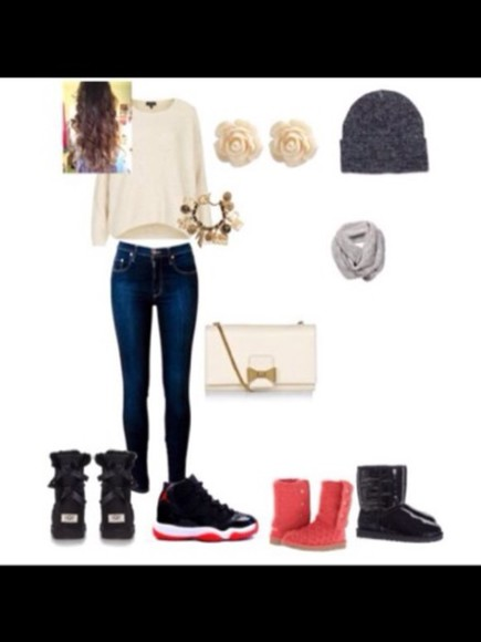 sweater knitted jordan air air jordan shoes uggs uggs boots hats