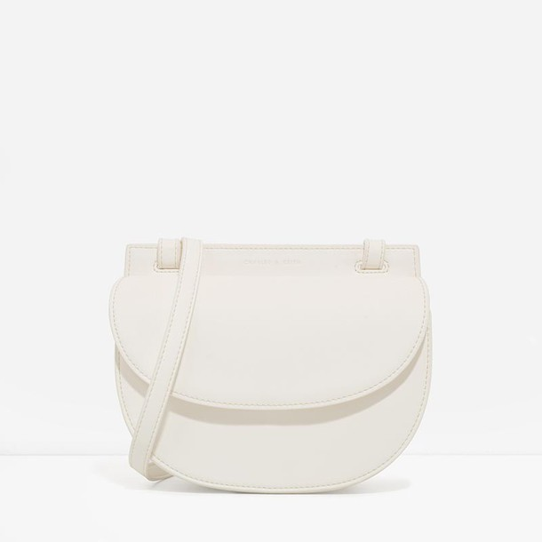 moon white bag