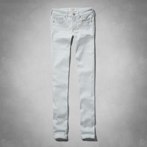 A&F Alyssa Super Skinny Jeans