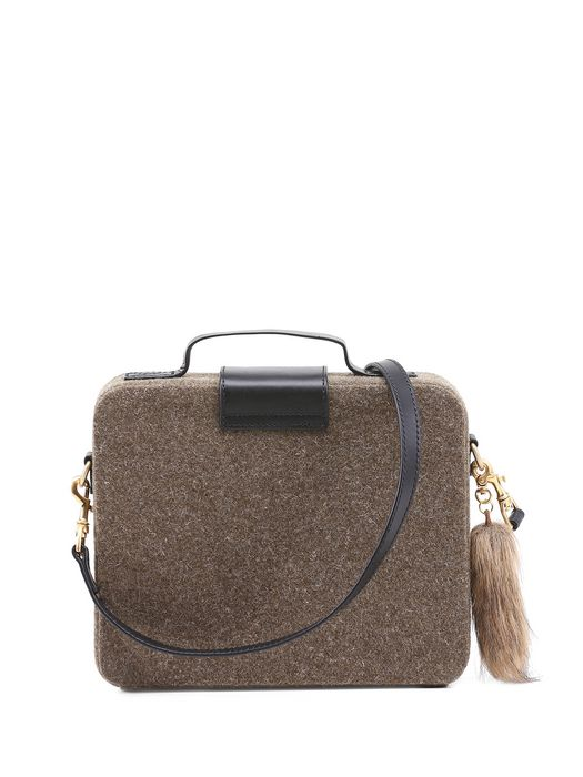 Diesel BLOGGER Crossbody Bag - Diesel Official Online Store