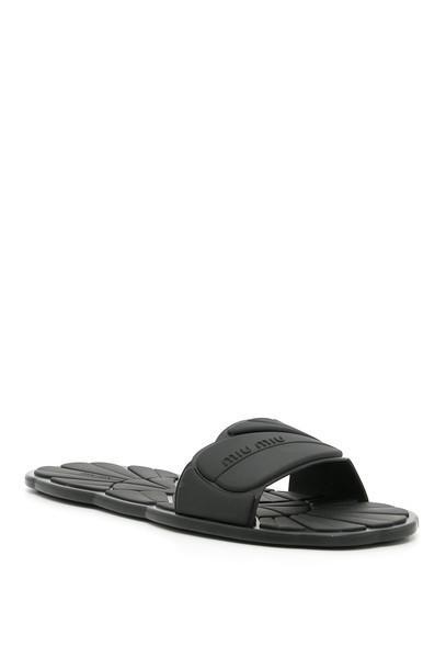 Miu Miu sandals shoes