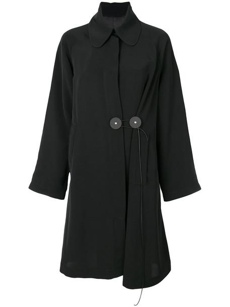 coat trench coat women black