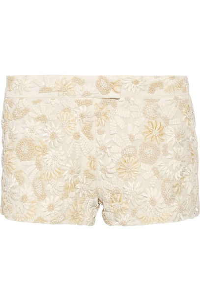 Tom Ford shorts floral silk