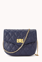 Quilted Crossbody | FOREVER21 - 1000051212