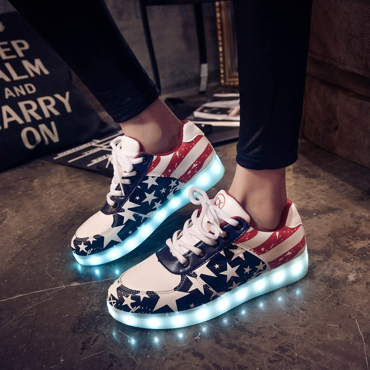scarpe a led adidas