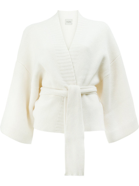 Le Kasha cardigan cardigan women white sweater