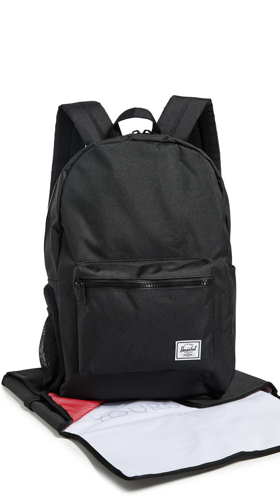 Herschel Supply Co. Herschel Supply Co. Settlement Sprout Diaper Backpack in black