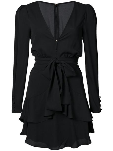 For Love and Lemons dress women black