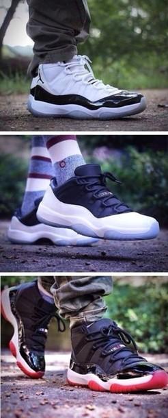 shoes gammas 11s jordan's