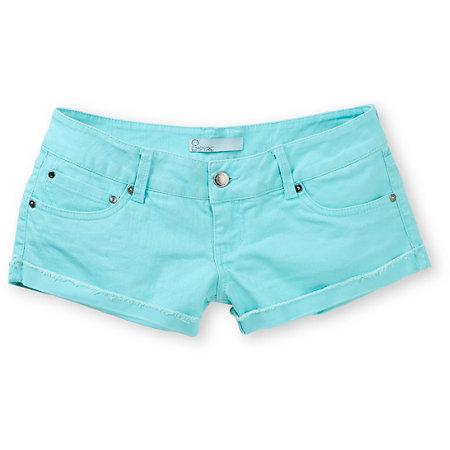 Empyre dani blue radiance denim shorts at zumiez : pdp