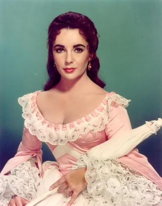 dress retro retro dress elizabeth taylor pink dress