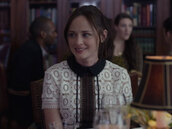 dress,lace dress,lace,Alexis Bledel,gilmore girls