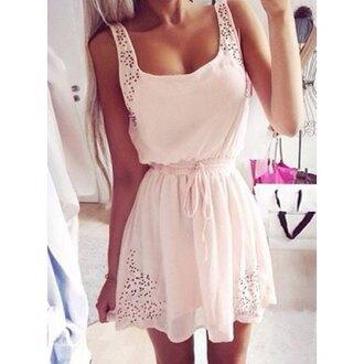 dress summer dress summer pink