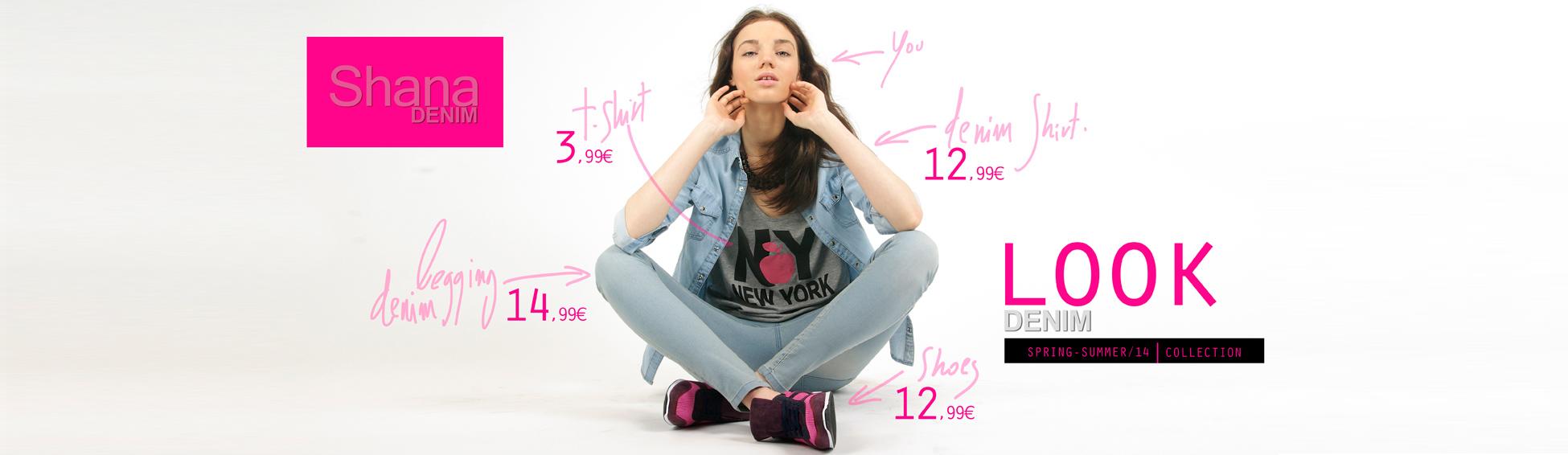 Shana | Moda Joven | Compra online las últimas tendencias en ropa para mujer.