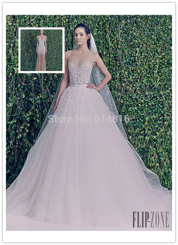 zuhair murad wedding dress wedding dress with detachable skirt ball gown wedding dress