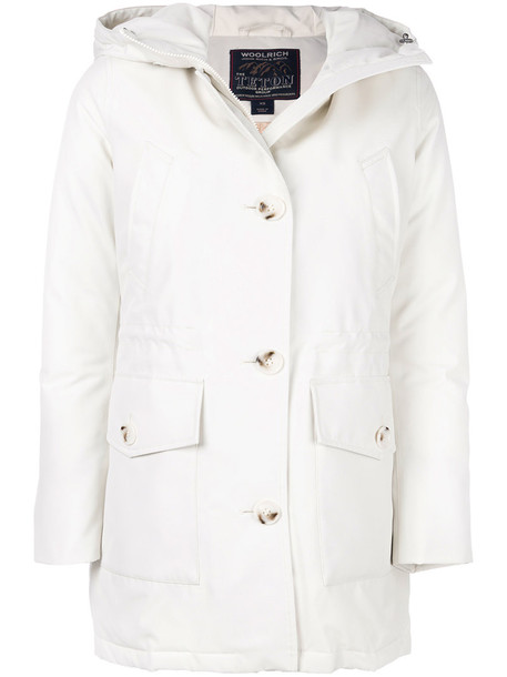 coat women white